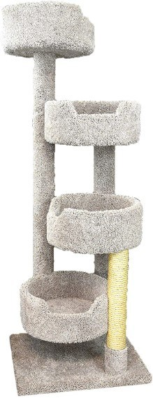 New_Cat_Condos_Large_Cat_Tower_With_4_Easy_to_access_Spacious_Perches_cat_climbing_structures (Phone)