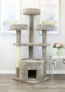 Prestige_Cat_Trees_130014_Neutral_Main_Coon_Cat_House_Cat_Tree_cat_Climbing_Structures (Phone)