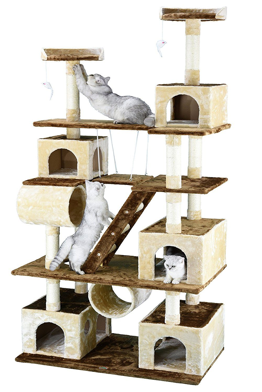 cat_climbing_structures_best_cat_tree_for_large_cats_8