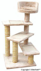 best_cat_trees_for_older_cats_elitefield_cat_tree_scratcher