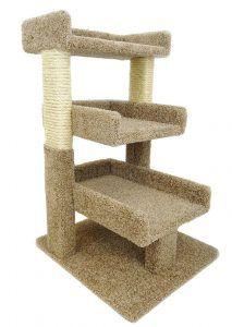 best_cat_trees_for_older_cats_new_cat_condos_premier_triple_cat_perch