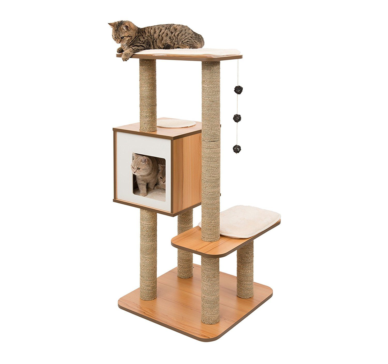 best_cat_trees_for_older_cats_vesper_cat_furniture_v_high_base