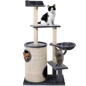 cat_climbing_structures_best_cat_trees_for_kittens_okdeals_cat_tree_condo_