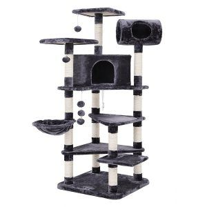 cat_climbing_structures_SONGMICS_multi_level_large_cat_tree_cat_furniture_cat_play_house_smoky_grey
